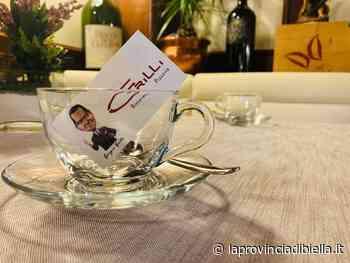 Il Ristorante Grilli di Biella domenica e lunedì inaugura la nuova sala da tè - La Provincia di Biella