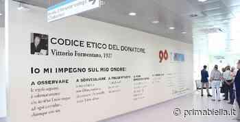 Appello Avis: paura non fermi donazioni sangue - Prima Biella