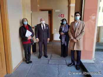 Biella, ex hotel Coggiola: il sindaco Corradino scrive una lettera al Prefetto di Biella - ilbiellese.it