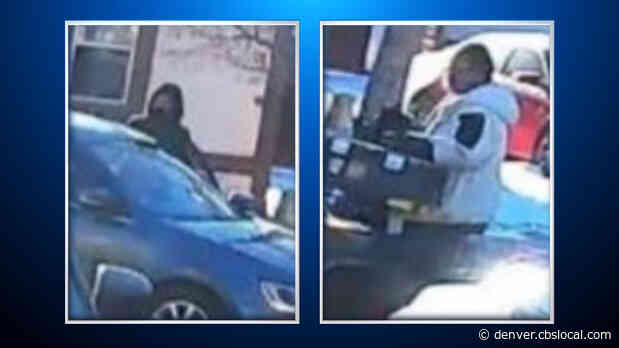 Suspects Sought In Eagle County Puffer Car Thefts