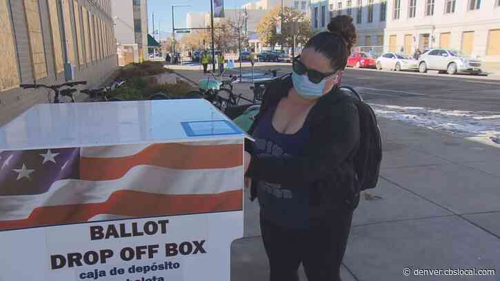 Young Voters Turning Out In Droves In Colorado