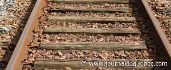 De plus en plus de déraillements de trains au pays
