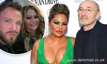 Phil Collins' ex wife Orianne Cevey allegedly engaged in a 14-month affair with a part-time stripper