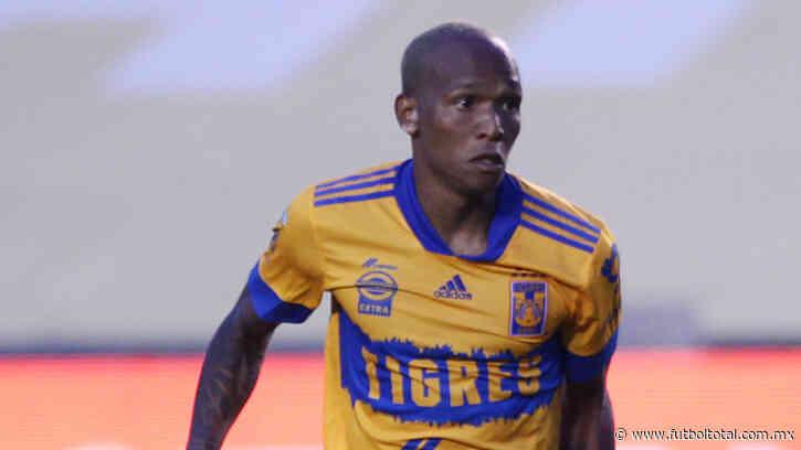 Luis Quiñones vuelve a ser convocado por Tigres