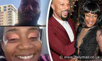 Tiffany Haddish and Common confirm their romance is going strong as they say 'I love you'