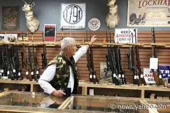 Gun sales are soaring. And it's not just conservatives stocking up