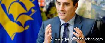 Jean-François Gosselin a hâte de dévoiler son projet de transport pour Québec