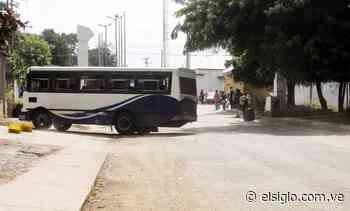 Usuarios del transporte público de Mariara pasan las de caín - Diario El Siglo