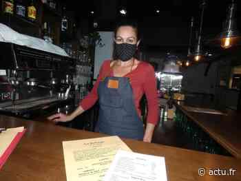 Yvelines. Vaux-sur-Seine : Natacha a ouvert son restaurant seulement deux jours avant le confinement - actu.fr