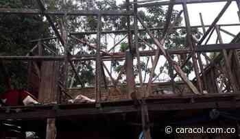 Fuertes lluvias afectan el municipio Dagua y Buenaventura - Caracol Radio