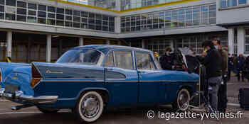 L'usine Renault-Flins au casting du film Le Petit Nicolas - La Gazette en Yvelines