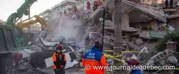 Turquie : course contre la montre pour retrouver des survivants au lendemain du séisme