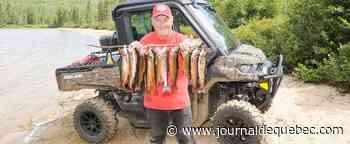 Forte hausse du nombre de pêcheurs