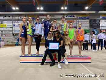 Le Stelle Danzanti, il gruppo di ritmica della Polisportiva di Brendola anche in Federazione (FGI) - Sportvicentino.it