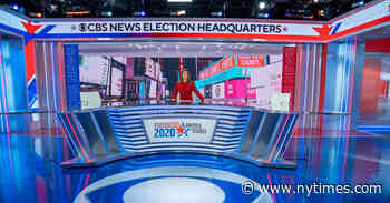Networks Pledge Caution for an Election Night Like No Other