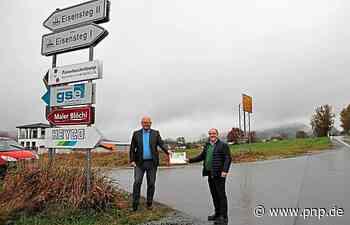 In der Marktgemeinde geht bald die Post ab - Passauer Neue Presse