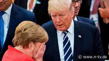 Aus der Schmoll-Ecke: Die Woche, die Merkel nie erleben wird