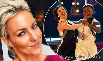 Strictly's Natalie Lowe says lockdown has made this series the best yet