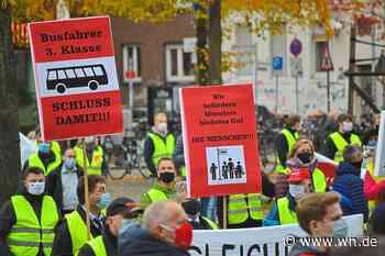 Münster: Mehrausgaben nicht so hoch wie erwartet
