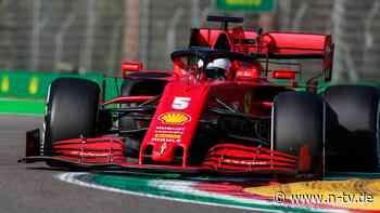 Abgehängt im einzigen Training: Auch das neue Format hilft Vettel nicht