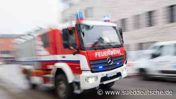 Schwerverletzter bei Wohnungsbrand in Heiligenstadt - Süddeutsche Zeitung