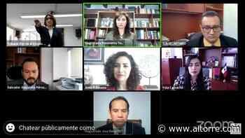 RESUELVE TEEM CASOS DE PARACHO Y TEPALCATEPEC, Y DESIGNA SECRETARIA GENERAL DE ACUERDOS - Altorre