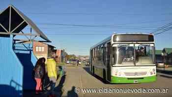 Vuelve el transporte público de pasajeros en Rio Gallegos - El Diario Nuevo Dia