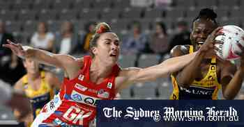 Klau crowns strong season by winning Swifts MVP gong