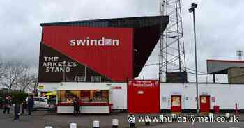 Swindon Town vs Hull City live