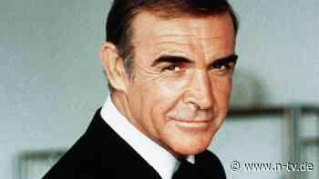"""""""Mein Name ist Bond"""": Sean Connery stirbt mit 90 Jahren"""