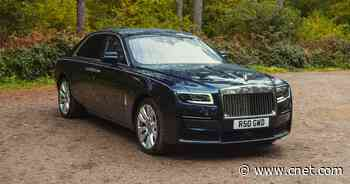 2021 Rolls-Royce Ghost: Supernaturally good video     - Roadshow