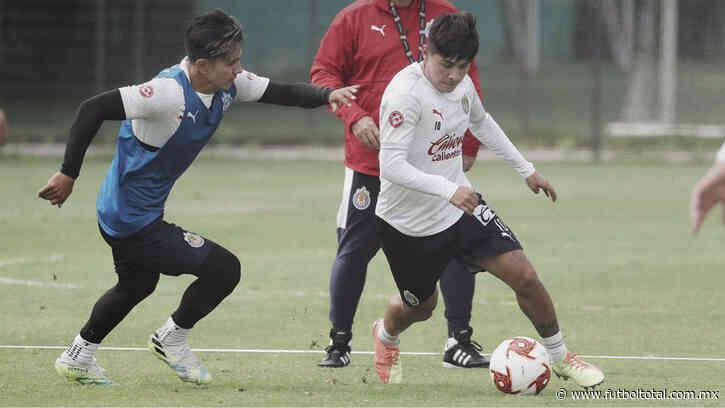 Dieter Villalpando, Chofis López y Alexis Peña serán baja en  Chivas
