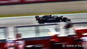 Formel-1-Qualifying in Imola: Bottas holt Pole, Vettel ganz weit hinten