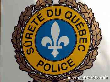 Two men rescued from burning car that swerved off a highway in Lachute