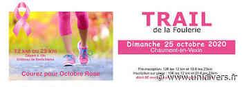 Trail de la foulerie Chaumont-en-Vexin - Unidivers
