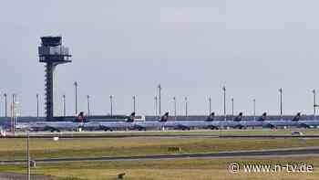 """""""Der Staat ist aufgerufen"""": Flughäfen geht in der Pandemie das Geld aus"""