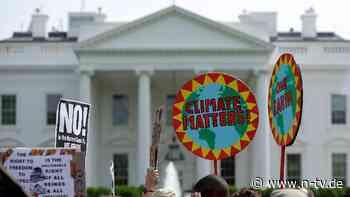 Biden könnte Ruder herumreißen: US-Wahl wird wegweisend für Klimarettung