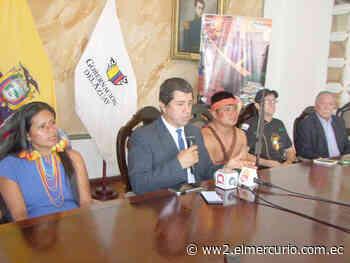 Sucúa inicia sus fiestas por el 56 aniversario de creación | Diario El Mercurio - El Mercurio (Ecuador)
