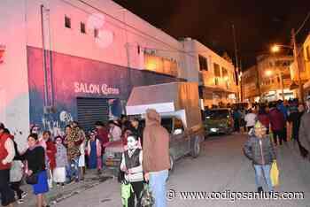 """Sin """"calaverita"""" en las calles de Matehuala - Código San Luis"""