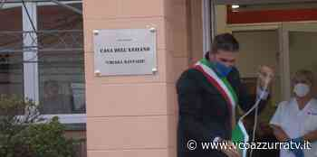 Casa dell'Anziano di Baveno intitolata all'ex amministratrice Chiara Mattazzi - Azzurra TV