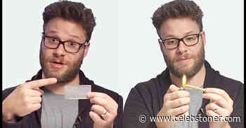 To Seth Rogen, Weed Is Like Shoes or Glasses - CelebStoner