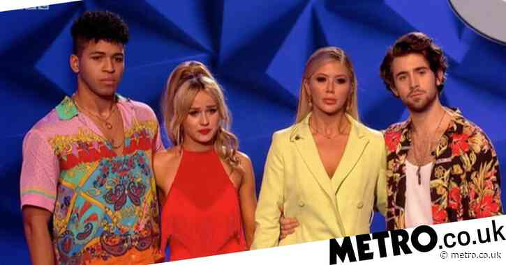 Little Mix: The Search band Jasper Blue say being eliminated first was a 'blessing in disguise'