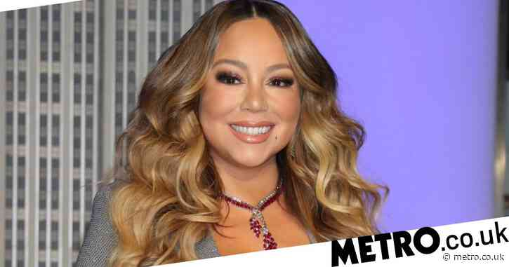 Mariah Carey steals show at star-studded Hocus Pocus reunion as she reminds everyone Christmas is coming