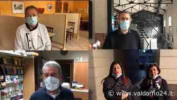 """Montevarchi. Dopo il nuovo DPCM ecco il parere di alcuni baristi e ristoratori: """"situazione complicata"""" - Valdarno24"""