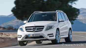 Gebrauchtwagen-Check: Mercedes GLK - solides kleines G