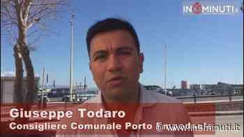 Chiude l'Italcementi a Porto Empedocle, per la città di Andrea Camilleri si fa notte fonda, il Consigliere comunale del Movimento per l'Autonomia Giuseppe Todaro al microfono di Danilo Verruso - in3minuti.it