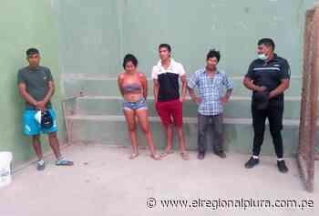 Sullana: grupo de vecinos de Marcavelica infringen prohibiciones sociales por Covid-19 - El Regional