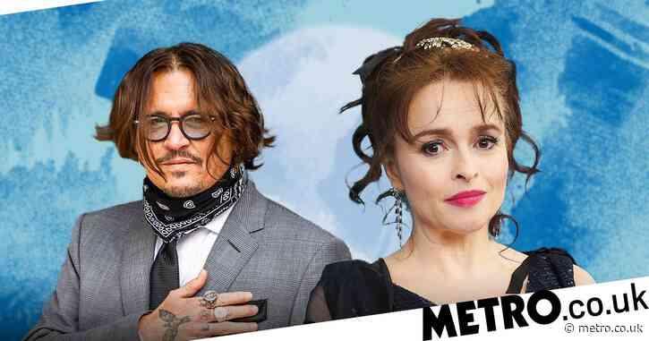 Helena Bonham Carter defends Johnny Depp amid libel case: 'The man's not stupid'