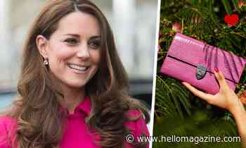 Kate Middleton's favourite bag now comes fun-sized – and we NEED it in every colour!