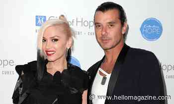 Gwen Stefani's son pays sweet tribute to dad Gavin Rossdale following mum's engagement